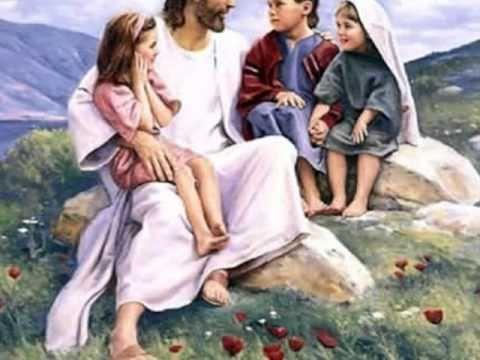 Praise Him, All Ye Little Children - YouTube