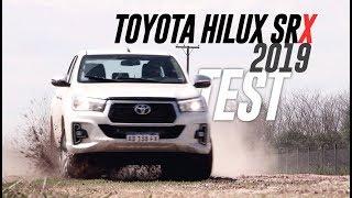Toyota Hilux SRX 2019 Test Drive - Routiere - Pgm 493