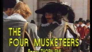 The Four Musketeers (1974) Thorn EMI Home Video Australia Trailer