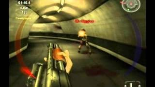 Timesplitters Future Perfect Freak Unique PS2 GOLD