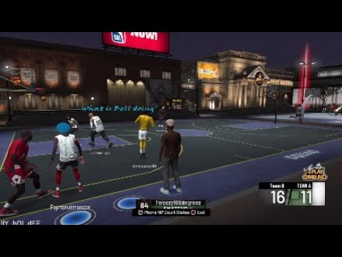NBA 2K19 FUNNY COMPILATIONS W/ VOICE OVERS