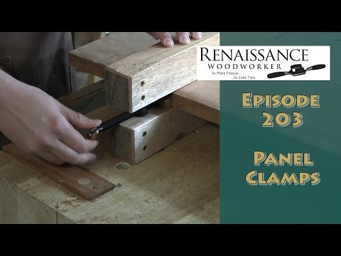 RWW203 Panel Clamps