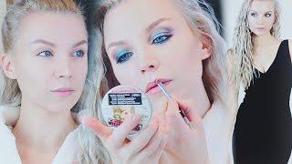 Делаем вместе НОВОГОДНИЙ макияж и прическа в стиле Кэрри Брэдшоу