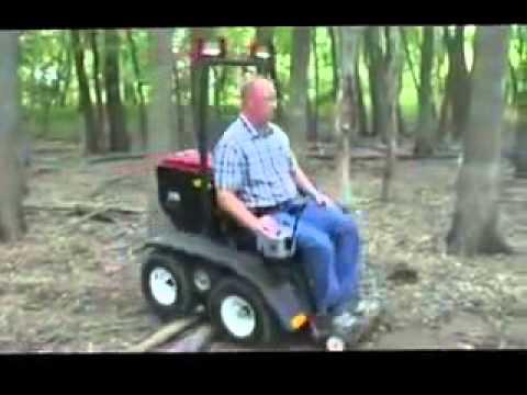 Journey All Terrain Power Wheelchair YouTube