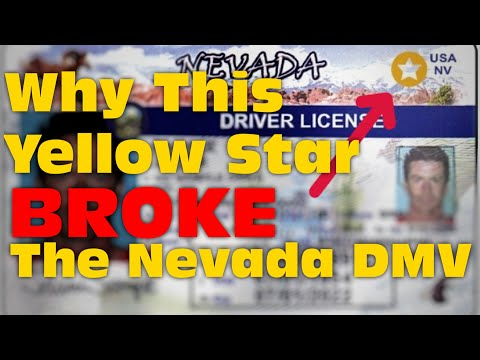 Why The Nevada Real ID Is A Ticking Time B*mb