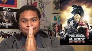 Fullmetal Alchemist: Brotherhood Anime Review