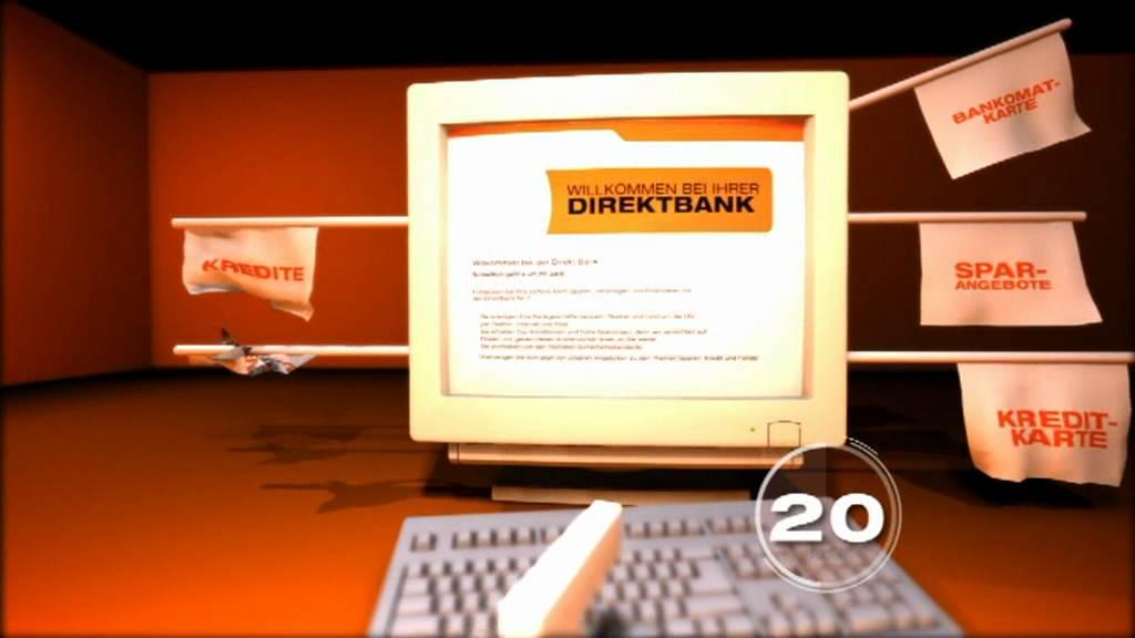 Gut Mit Geld Was Ist Eine Direktbank Youtube