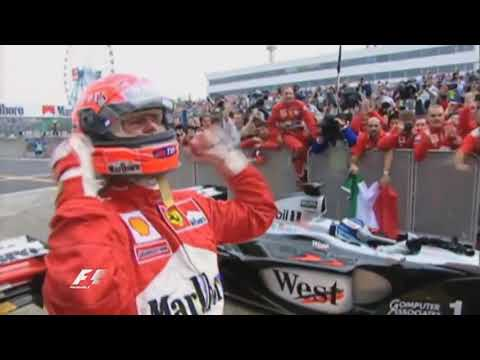 Michael Schumacher  Mrs Nadar