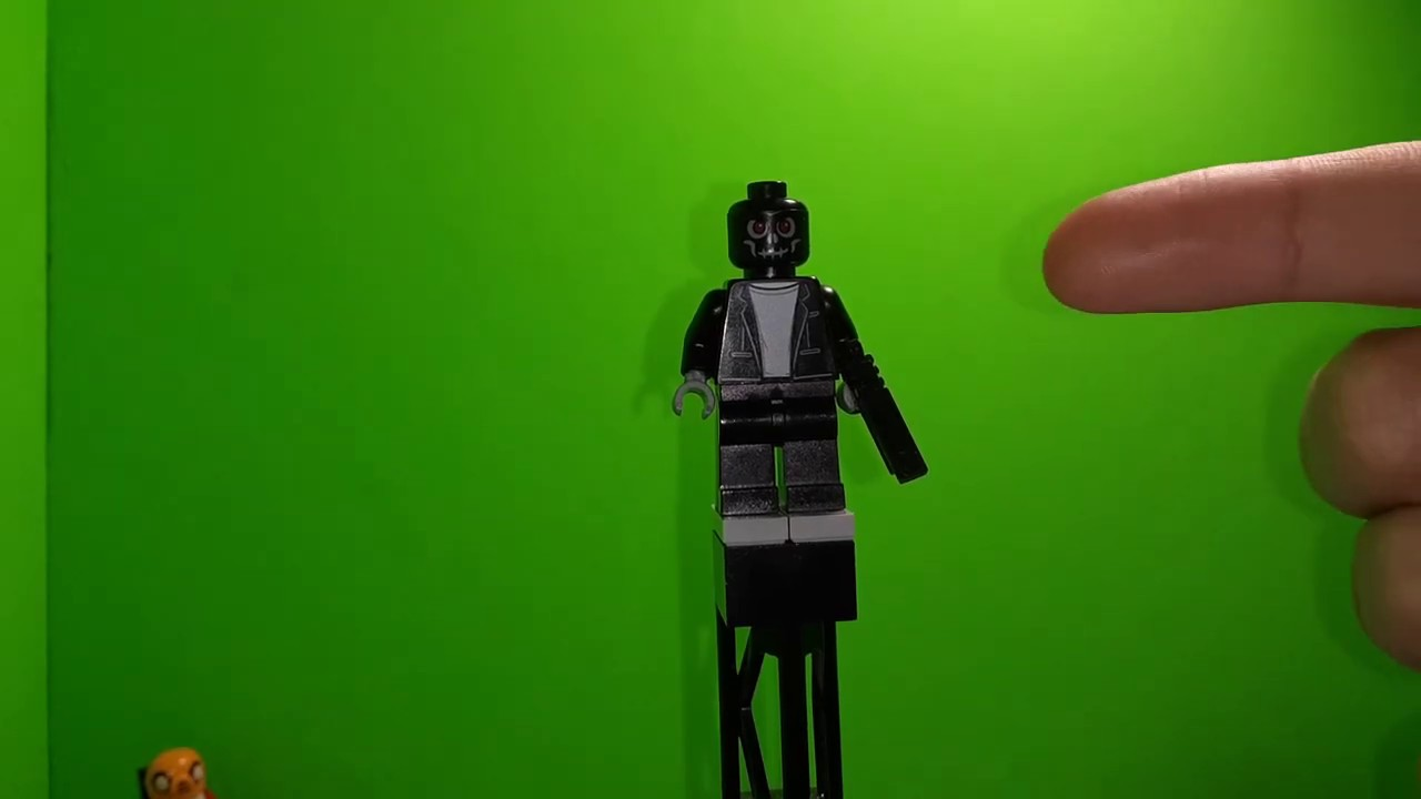 How To Make A Lego Black Mask Roman Sionis From Birds Of Prey Youtube
