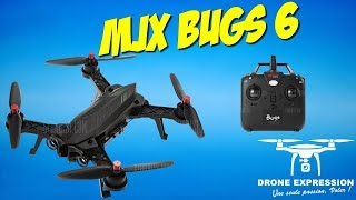 MJX BUGS 6  PRESENTATION UNBOXING REVIEW FLIGHT TEST GEARBEST DRONE EXPRESSION