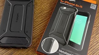 iPhone 6s Neo Hybrid Carbon Spigen Case