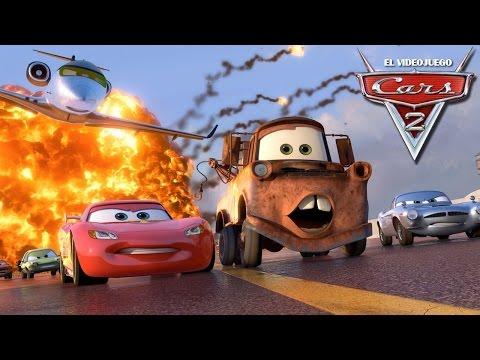 Cars 2 ESPAÑOL Juego Completo de la Pelicula ESPAÑOL l Rayo McQueen