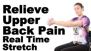 Upper Back Pain Relief - Ask Doctor Jo