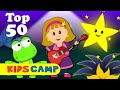 Top 50 Hit Songs Compilation | 5 Little Speckled Frogs & Lots More | BEST Nursery Rhymes Collection