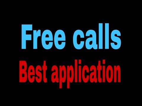 how to get best free call application in Hindi Urdu