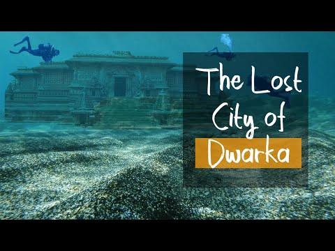 Dwarka, The Lost City of Lord Krishna found underwater