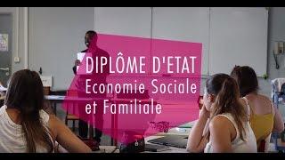 Diplôme d'Etat de Conseillère en Economie Sociale et Familiale