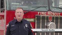 Fire Safety PSA - Get Out - Featuring Plain Township Fire Inspector Scott Kelly