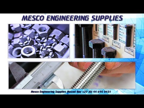 Nuts & Bolts Mossel Bay - Mesco Engineering Supplies