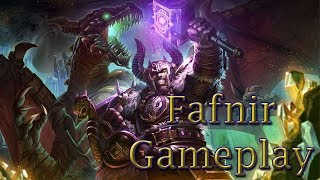 Fafnir Gameplay: Smite 5v5 Arena w/ Friends! [Smite on PS4, Ep. 37]