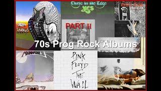 The best of Progressive Rock - Playlist 2 - 70s