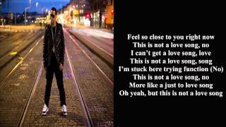 This Is Not A Love Song (LETRA) - Daddy Yankee ft. Duncan HD 2014