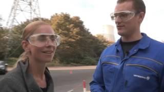 Löschmittel und Brandbekämpfung, Verhalten im Brandfall; Modul 3 aus Berliner Brandschutzfilm 2015