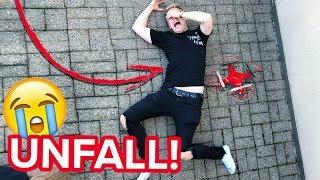 Ich bin ABGESTÜRZT - mit VIDEOBEWEIS ! 😨🔥 II RayFox