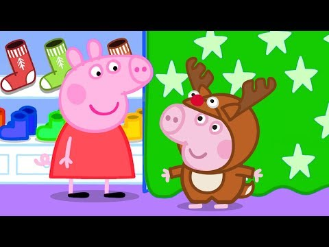 Peppa Pig Official Channel 🛍 Shopping For George Pig's New Clothes