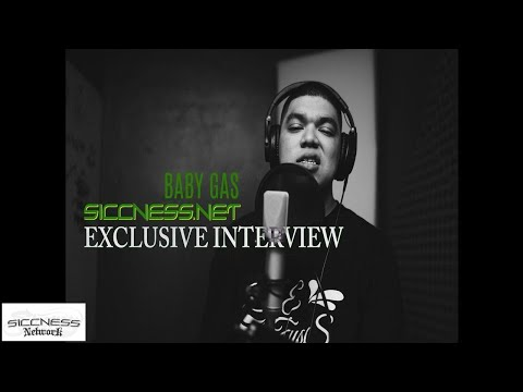 Baby Gas Talks Being A Latin Rapper On The West Coast & More! | Siccness.net