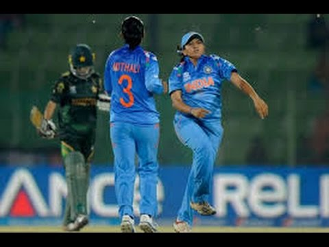 Indian women cricket team clinch series against New Zealand | 13july 2015 highlights