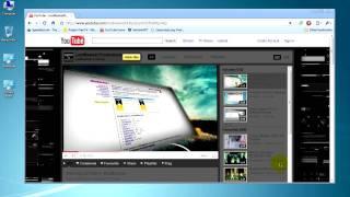 Google Chrome: Pin a webpage to your taskbar