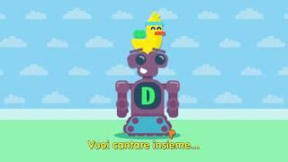 Canzone ABC | Alfabeto in Italiano per Bambini | Alfabeto di Papumba ed ABC Toyland