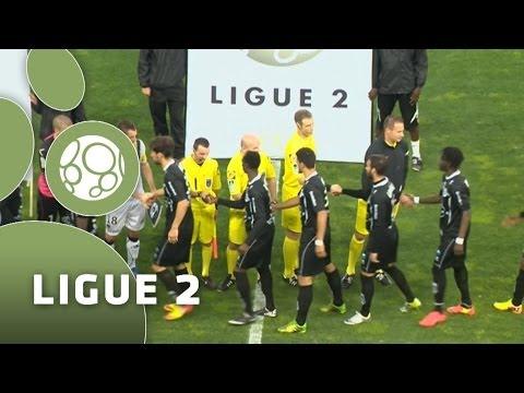 CA Bastia – AC Arles Avignon (2-2) – 25/04/14 – (CAB-ACA) – Résumé
