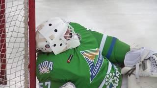 """Дворовый хоккей с """"Салаватом Юлаевым""""!"""