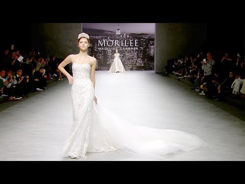Morilee   Barcelona Bridal Fashion Week 2019   http://bit.ly/2HDu3dS