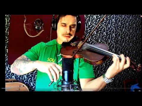 Anavitória Tiago Iorc - TREVO TU by Douglas Mendes Violin Cover