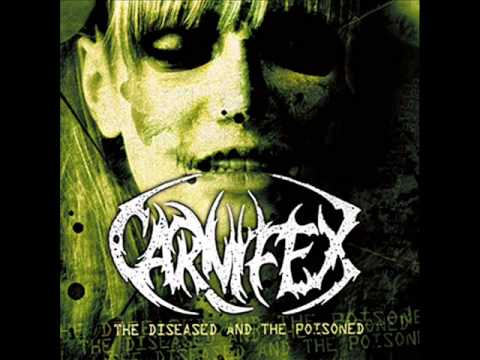 Carnifex - The Diseased and the Poisoned 2008 (Full Album)