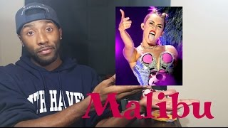 Miley Cyrus - Malibu (Official Video) Reaction!!