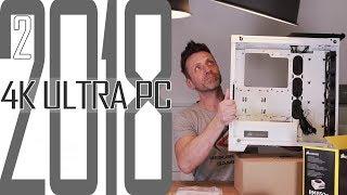 4K Ultra Gaming PC 2018 #2 Das Corsair Case 570X / Selber zusammenbauen