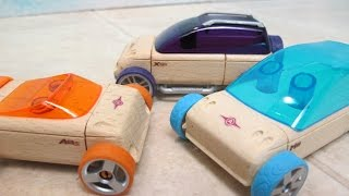 Automoblox Minis Wooden Cars Unboxing