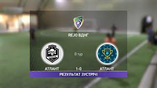 Обзор матча Denon Атлант Турнир по мини футболу в Киеве