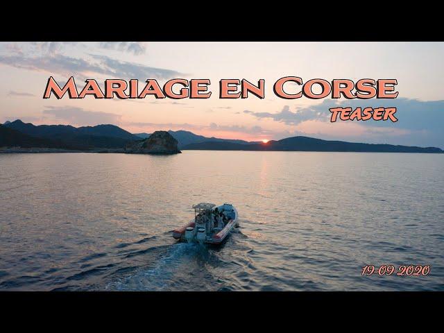 Mariage en Corse - Voyage en Corse
