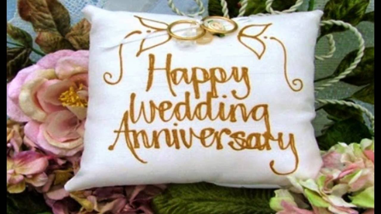 Happy Cute Wedding Anniversary wishes SMS Greetings Images ...