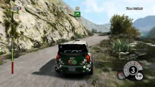 WRC 3 — Rally Guanajuato Track Gameplay Trailer