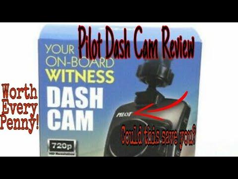 Pilot Dash Cam Review