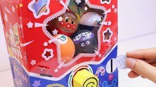 Anpanman DIY Capsule Toy Machine Paper Craft