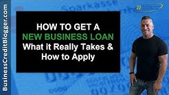 How to Get a New Business Loan