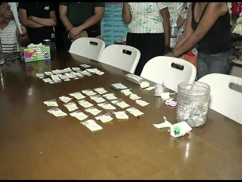Hinihinalang drug den sa Taytay, Rizal sinalakay ng PDEA; 5 arestado