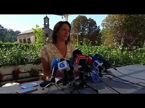 Carolina Bescansa confirma que optará a liderar Podemos Galicia